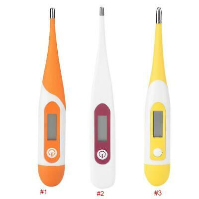 Digital LCD Thermometer Medical Baby Kids Child Adult Body Safe Ear Temperature