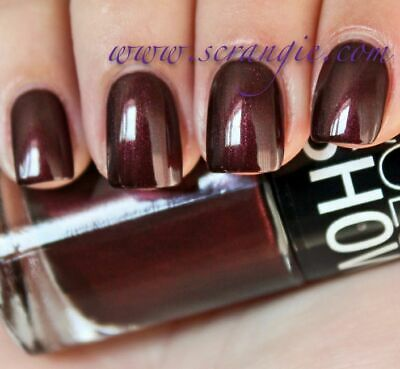Gemey Maybelline Color Show Vernis A Ongles 705 Auburn Ablaze