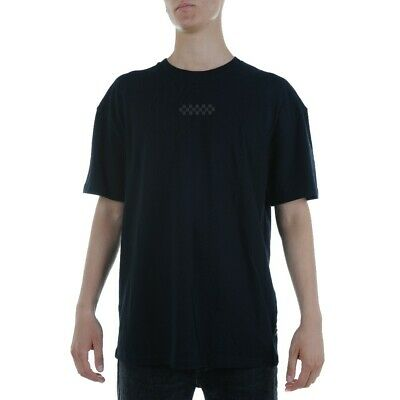 Vans Overtime Out Ss T-Shirt Uomo VN0A3PDYBLK1 Black