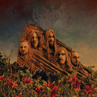 Opeth - Garden Of The Titans (Opeth Live At Red Rocks) (CD Used Very Good)