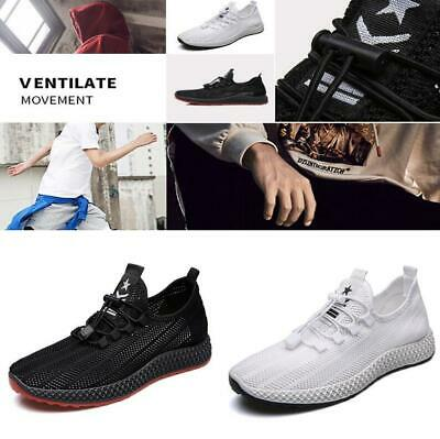 Men Mesh Running Walking Pumps Trainers Sport Athletic Sneakers Shoes Breathable