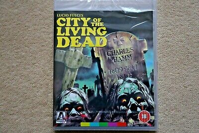 Blu-Ray City Of The Living Dead  ( Arrow )     Brand New Sealed Uk Stock