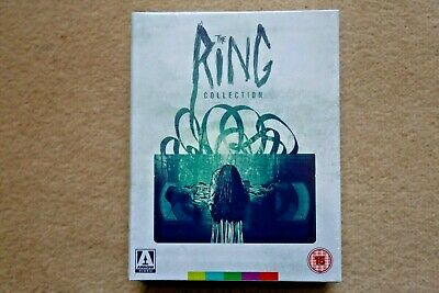 Blu-Ray  The Ring Collection Boxset   ( Arrow )  New Sealed Uk Stock