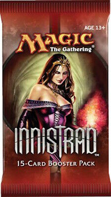 Innistrad Unopened Booster Pack Magic The Gathering MTG Lilliana of the Veil?