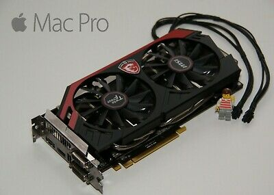 Apple Mac pro Nvidia Geforce GTX 770 2GB Graphics Card Support Mojave Now
