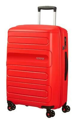abe81bc7ac352d TROLLEY American Tourister sunside spinner 68/25 exp SUNRED 107527-0409