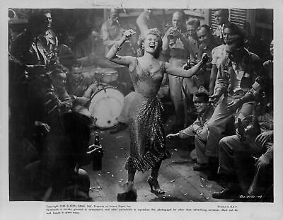 1964 Rita Hayworth Stunning American Actress & dancer Press Photo