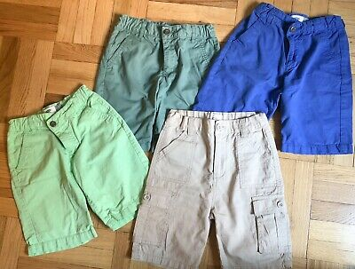 4 Pairs Of Boys Shorts Old Navy, Copper Denim Size 7