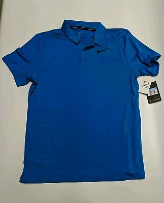 3d680216b NEW NIKE ZONAL Cooling Camo Golf Polo Shirt AR2819-451 Mens MEDIUM ...