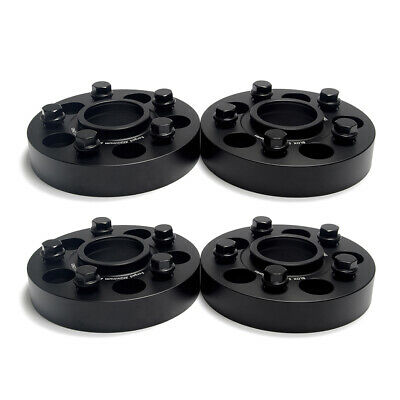 "4 30mm 1.18"" Hubcentric Wheel Spacers for Audi A4 S4 RS4 A5 S5 RS5 A6 S6 RS6 Q5"