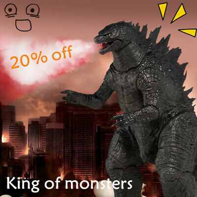 Bandai Tamashii Nations S.H.MonsterArts Godzilla 2019 Godzilla-King of The Mo q9