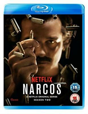 Narcos: The Complete Season Two =Region B BluRay,sealed=