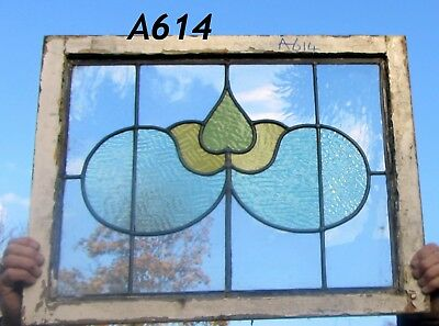 A614 Ca 1900s Stained glass