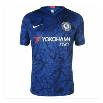 19/20 Chelsea Home Jersey Kids Adult Football Kits Suits Sports Top Shirt