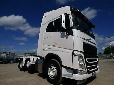 VOLVO FH GLOBETROTTER 6x2 TRACTOR UNIT 2013