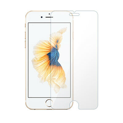 VONUO Panzer-Folie Apple iPhone 6/6s Gorilla Glas 9H Displayschutz UNI BULK