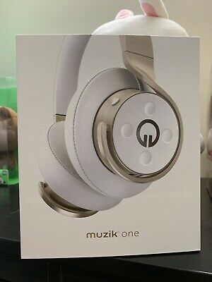 ce5327cb7c1 MUZIK ONE CONNECT Studio Wireless Smartware Over-the-Ear Headphones ...