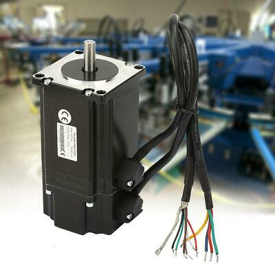 Close-Loop 2-Phasen Stepper Stepping Motor Schrittmotor CNC AC24-60V/DC24-80V 4A