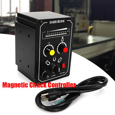 New Electromagnetic Chuck Controller Magnet Chuck Control 5A 110V 45# steel