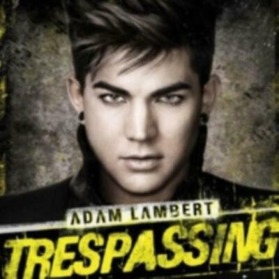 Adam Lambert: Trespassing (Cd)