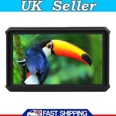 LILLIPUT A5 5 Inch IPS Screen 4K Full HD Monitor Camera Monitor for DSLR Cam New