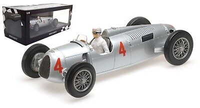 Auto Union Type C Avus #31 Streamliner 1937 1:43 Model MINICHAMPS