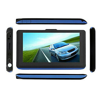 2019 New 5'' Car Truck Sat Nav GPS Navigation 8GB Free Lifetime UK & EU Maps