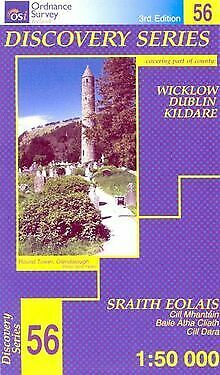 Wicklow, Dublin, Kildare (Irish Discovery Series) by ... | Book | condition good