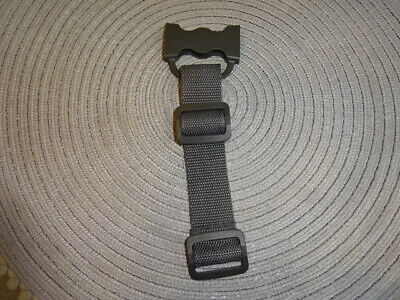 iCandy Peach Grey Crotch Buckle clip Harness/Strap for upper lower seat unit