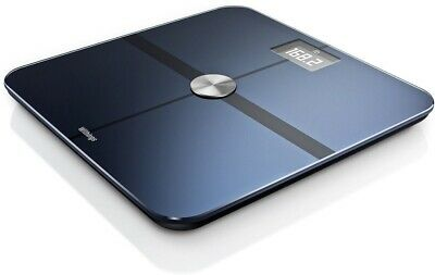 Withings/Nokia Body - Smart Body Composition Wi-Fi Ditial Scale - Black