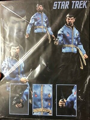 Mezco One:12 Collectif Star Trek Spock Cage Variant Action Figure SEALED