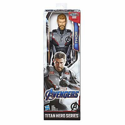 Captain America Avengers End Game Titan Hero Power figure toy AU 30cm tall Soun
