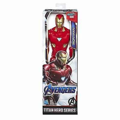 AVENGERS End Game TITAN HEROES IRON MAN 12 inch action figure HASBRO TOY