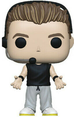 Nsync - Jc Chasez - Funko Pop! Rocks: (2019, Toy NUEVO)
