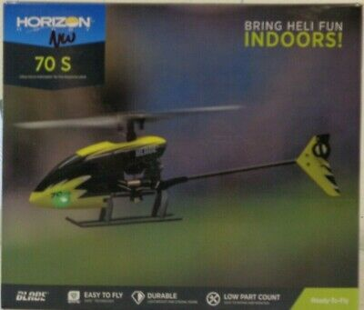 Blade 70 S RTF RC Micro Helicopter with Safe Technology Charger