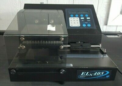 Bio-Tek Instruments Elx405 Select Microplate Washer  Powers On