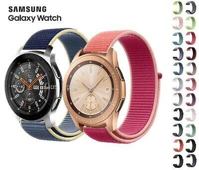 Correa Pulsera Loop Nailon Deportiva Para Smartwatch Samsung /Galaxy/Watch/Smart
