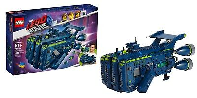 LEGO The Lego Movie 2 The Rexcelsior! (70839) 1826PCS Building Toy NEW IN BOX