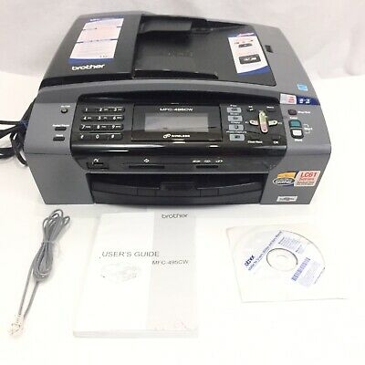 BROTHER MFC-685CW SCANNER DESCARGAR CONTROLADOR