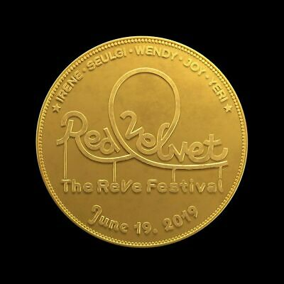 Red Velvet['The Reve Festival' Day 1]6th Guide Book Ver CD+Book+Card Tracking No