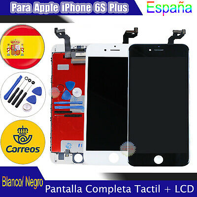 Pantalla para iPhone 6S Plus Completa LCD Negro Blanco Display Completo Táctil