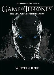Game of Thrones TV Series Season 7 DVD Brand New