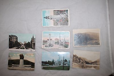 Lot 7 Antique Postcards Of Beautiful Maryland