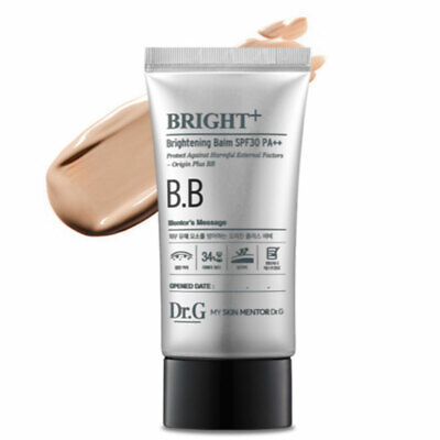 [Dr.G] Bright+ Brightening Balm BB #Natural Beige SPF30 PA++ 45ml1.52oz.