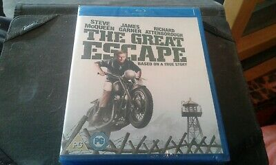 THE GREAT ESCAPE 75th ANNIVERSARY STEVE McQUEEN METAL PLAQUE TIN WALL SIGN 1300