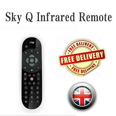 New SKY Q Non-touch Infrared Remote Control UK + Free Shipping