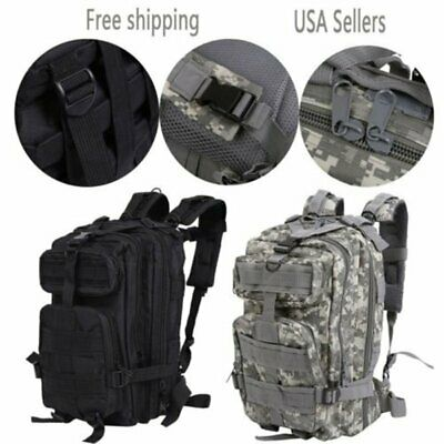 30L Tactical Backpack Bag Outdoor Military Backpack Bag Sport Camping Hiking
