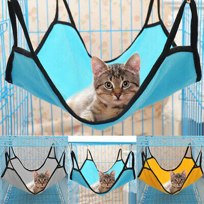 Cat Window Bed Hammock Removable Seat Mounted Pad Hanging Cushion Pet Supplies