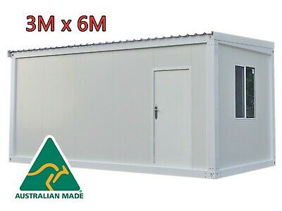 NEW Portable Modular Tiny House Container Home Cabin Granny flat Studio Office