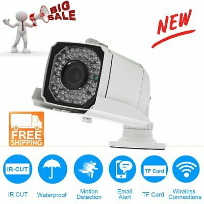 1000TVL 2.8-12mm Varifocal Zoom Outdoor Weatherproof CCTV Security Camera SA